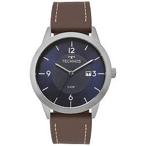 Relógio Technos Masculino Classic Steel 2115MOG/0A