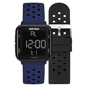 Relógio Mormaii Lab Digi MO6600AN/T8A troca pulseira