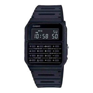 Relógio Casio Data Bank CA-53WF-1BDF
