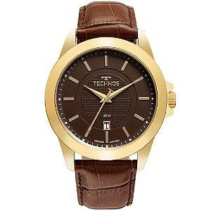 Relógio Technos Masculino Classic Steel 2115MYA/0M