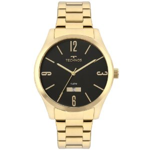 Relógio Technos Masculino Classic Steel 2115MNWS/4P