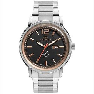 Relógio Technos Masculino Classic Golf 2115MXW1P