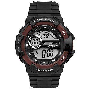 Relógio Mormaii Wave Masculino MO3660AC/8R