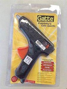 Pistola Pequena Para Cola Quente 40w Gatte