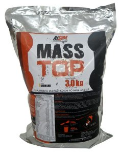MASSA (3KG) MASS TOP - AISIM SUPLEMENTOS