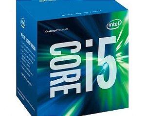 Processador Core I5 SK 1151 I5-7400 3.5GHZ 6MB 7ª Geração