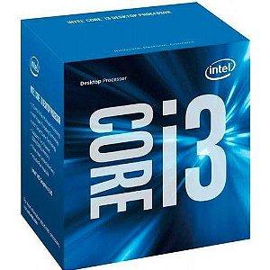 Processador Intel Core I3-7100, Lga 1151, 3.90 Ghz, Cache 3mb