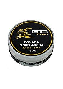 Pomada Modeladora de Cabelo G10 Efeito Molhado