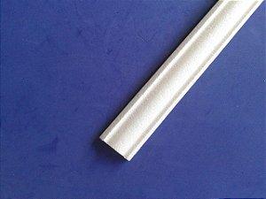 1 metro Rodameio ou Guarnição de Isopor Modelo Princesa com 4,8cm 2peças 0,50cm Moldutec