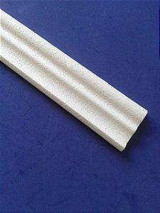 1 metro Rodameio ou Guarnição de Isopor Modelo 01 com 9cm 2peças 0,50cm Moldutec