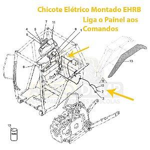 CHICOTE ELÉTRICO ELETRO HIDRÁULICO DO EHRB VALTRA BH145 / BH180 / BH205 / 1280 / 1780 - 85399510