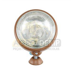 FAROL DIANTEIRO COM LAMPADA VALMET 60 / 62 / 65 / 80 / 85 / 86 - 159860