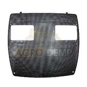 GRADE FRONTAL RADIADOR TRATOR VALTRA BM110 / BM120 / BH140 / BH160 / BH180 / 1280R / 1580 / 1780 - 81909100