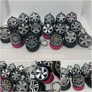 Chaveiro Miniaturas de Rodas  - Replicas Rodas Esportivas
