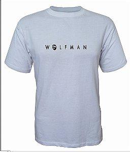 eb5d4b1d92 Camiseta masculina Lobo Branco Vip Wolfman 2018