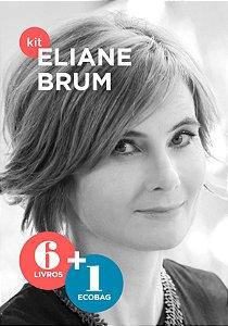 KIT ELIANE BRUM (com 6 livros)