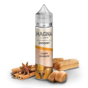 Juice Fluffy Churros 60ML - Magna