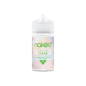 Naked Green Lemon 00Mg / 60Ml