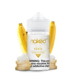 JUICE NAKED GO NANAS 60 ml