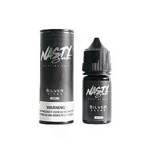 Juice Salt Silver Vanilla 30ML - Nasty