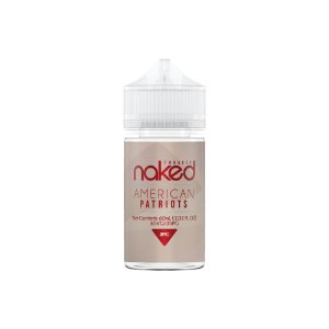Juice American Patriots 60ML/3MG - Naked
