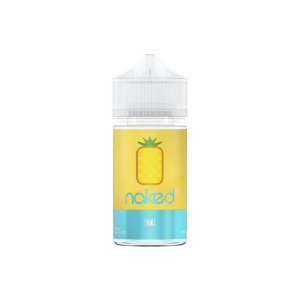 Juice Basic Pineapple Ice  60ML/3MG - Naked