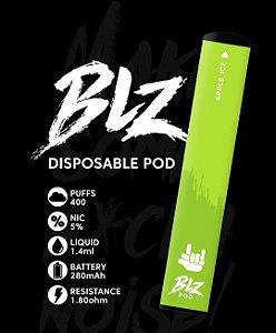 Pod Descartável BLZ 400 puffs