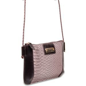 Mini bolsa em couro