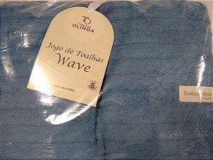Jogo de toalha de banho Olinda