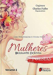 Mulheres Brilhantes Escrevem Poesias | Volume 2