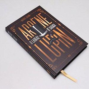 Arsène Lupin O Ladrão de Casaca | Capa Dura | Maurice Leblanc