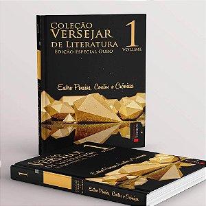 Coleção Versejar de Literatura | Volume 1 | Capa Dura