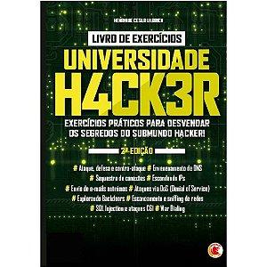 Universidade Hacker - Livro de exercícios | Henrique César Ulbrich