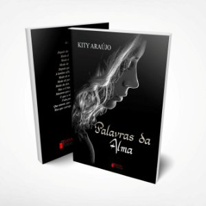 Palavras da Alma por Kity Araújo - 200 páginas
