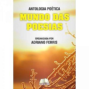 """""""SALDÃO R$ 29.90"""" Antologia Mundo das Poesias"""