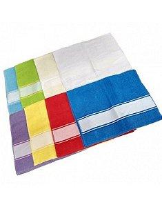 Toalha lavabo para sublimação - Colorida