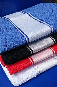 Toalha de banho para sublimação - Colorida