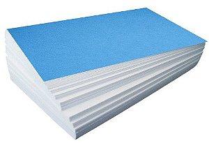 Papel sublimático Azul Havir - Pacote com 100 folhas