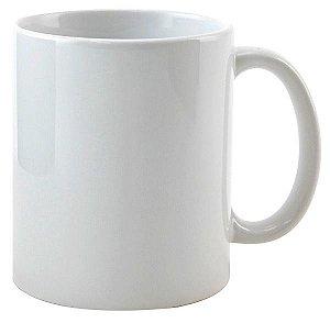 Caneca de ceramica / porcelana para sublimação - AAA+ (avulsa)