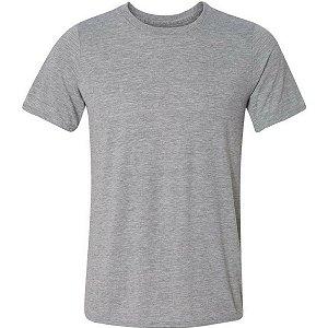Camiseta de poliéster para sublimação Adulto - Colorida