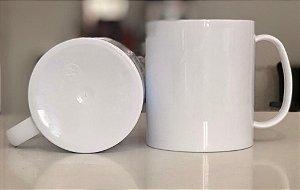 Caneca de polimero Super Branca