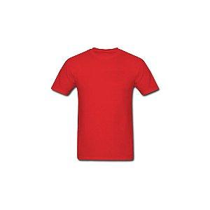 Camiseta poliester vermelha - G