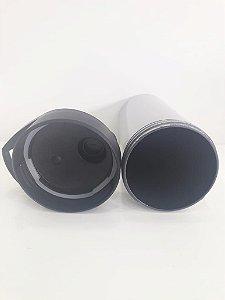 Squeeze polímero premium - cinza metalizada