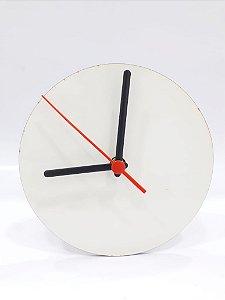 Relógio MDF redondo 16cm