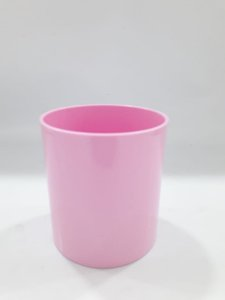 Copo de polímero premium rosa