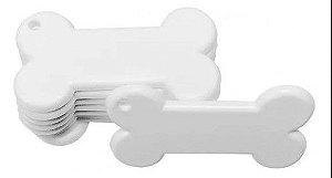 Chaveiro polímero osso