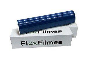 Filme flex-cut azul marinho 0.5m