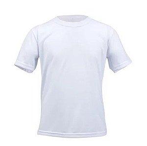 Camiseta poliéster infantil tam 12