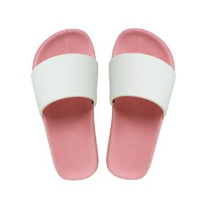 Chinelo slide rosa bb 28/29