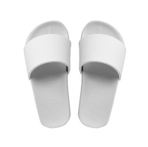 Chinelo slide branco 36/37
